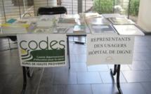 A l'hôpital de Digne, on a célébré la Journée européenne des usagers