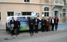 Nous avons pris le bus… de la création d'entreprise à Chorges