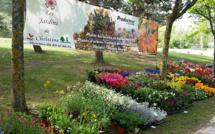 L'association Globe organisait un salon jardin et détente