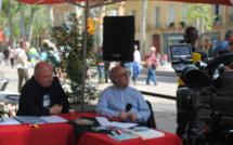 Fréquence Mistral passe à la télé pour défendre la liberté de la presse