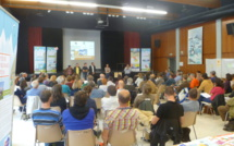 L'Argentière-La-Bessée a accueilli le 1° forum des énergies positives.