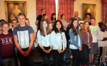 Le Jumelage franco-allemand mis à l'honneur à Sisteron !