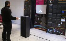 La jonglerie par ordinateur, une exposition originale à Digne
