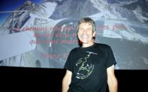 Le premier homme à avoir survolé l'Everest en planeur était de passage à Château-Arnoux !