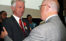 Michel Patswa, le proviseur de Martin-Bret devenu Chevalier de la Légion d'honneur