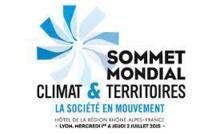 Climat : à Lyon, manifestation préparatoire au sommet mondial de Paris.