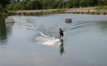 Une activité originale et non polluante : le téléski nautique