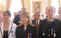 Catherine Duval et Alain Miller : deux serviteurs de l'Etat distingués en Préfecture de Digne.