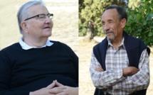 Pierre Rabhi et Jean-Marie Pelt, deux exoplanètes* en quête de sens