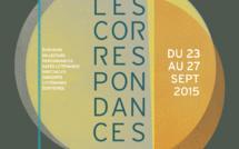 Les Correspondances Manosque - La Poste 2015 - Emission spéciale mercedi 23 septembre 2015