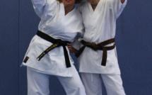Avec le Shotokan Karaté Club de Gap, Jackie Chan n'a qu'à bien se tenir