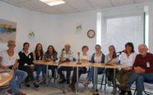 Emission spéciale lycéens allemands en Provence