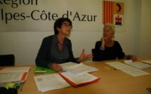 Les Conseillères régionales du 05 ont salué l'action du Président Vauzelle