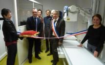 L'installation d'une salle de radiologie au nouvel hôpital de Castellane