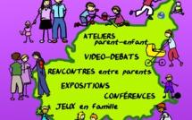 Semaines des familles animations rencontres et échanges autour de la parentalité