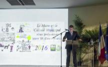 Soulagement et préoccupations au menu des vœux à Sainte-Tulle