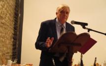 Les vœux de Pierre Fischer, maire de Montfuron