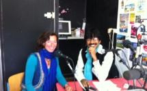 Supriyo Dutta, un maître de musique de l'Inde, en visite dans les Hautes Alpes