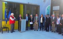 Inauguration ministérielle pour la Maison de la Géologie à Puy-Saint-André
